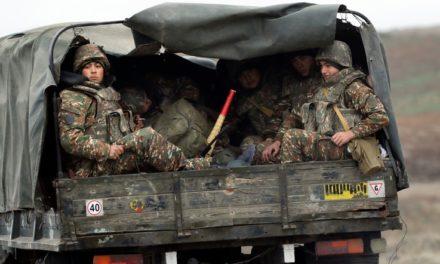 Human Rights Watch Accuses Azerbaijan of Abusing Armenian POWs