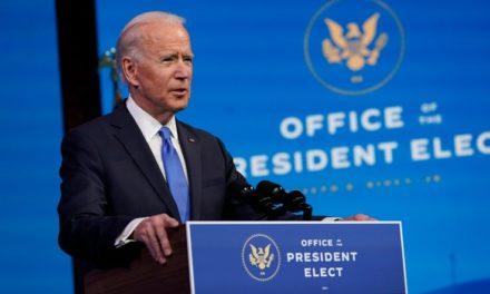 US Senate Republican Leader Acknowledges Biden Victory