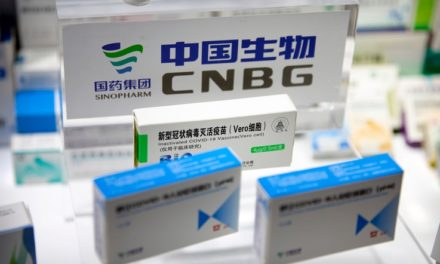 United Arab Emirates Says Chinese-made COVID-19 Vaccine is Nearly 90% Effective