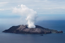 Pain, Reflection as New Zealand Remembers White Island Volcano Disaster