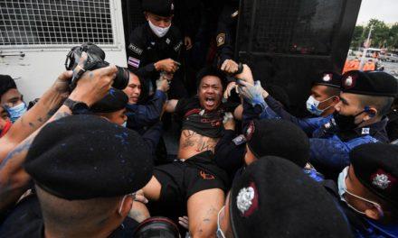 UN Condemns Growing Repression in Thailand