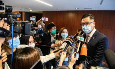 Over 50 Hong Kong Activists Arrested for Breaching Security Law, Local Media Reports
