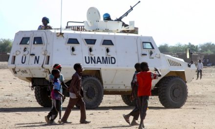 Peacekeeping Mission in Sudan's Darfur Ends