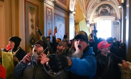As US Reels From Capitol Violence, Russia Enjoys the Show