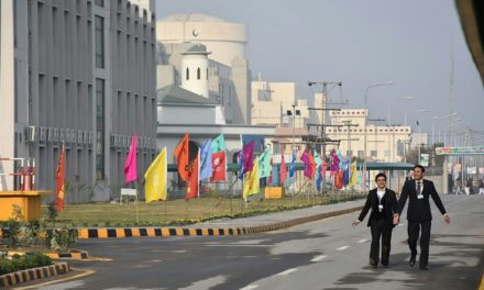 China on Track to Supplant US as Top Nuclear Energy Purveyor