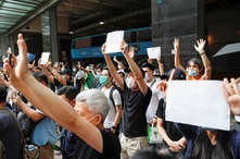 At Least 50 Hong Kong Pro-Democracy Figures Arrested in Sweeping Pre-Dawn Raids