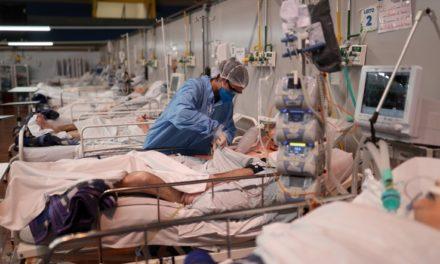 Hopkins: 83.5 Million Global COVID-19 Cases