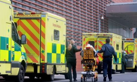 Britain Reactivates Emergency Hospitals Amid Surge in COVID Infections