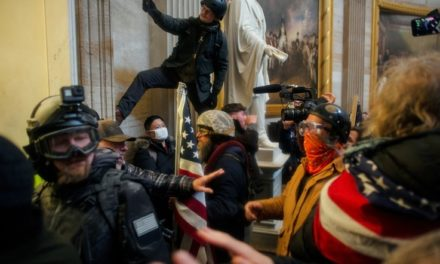 Some at US Capitol Riot Fired After Internet Detectives Identify Them
