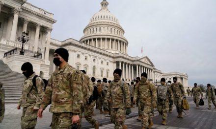 FBI Looking at Threats to Biden's Inauguration