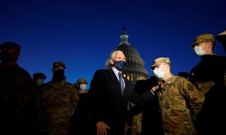 Law Enforcement Boosts Defenses Around US Capitol
