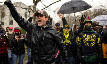 Trump Supporters Swarm Statehouses Across US; Some Evacuated