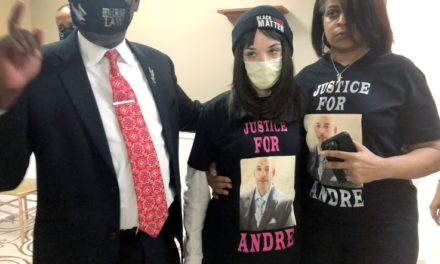 Rev. Sharpton: Firing Officer Who Killed Andre Hill Is Not Enough