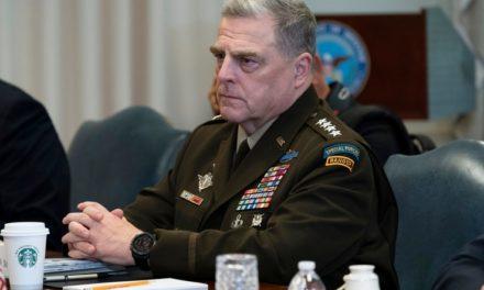 Pelosi, Top General Discuss Preventing Trump Military Actions