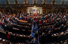 US Congress Meets to Certify Biden Electoral Victory