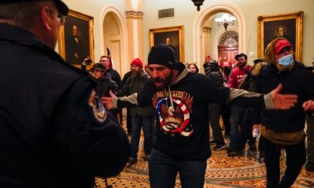 US Capitol on Lockdown as Trump Protesters Breach Congress