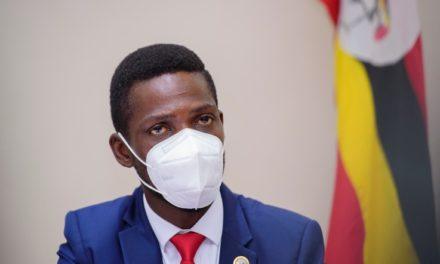 Uganda's Bobi Wine Reports Police Raid on Home Two Days Before Presidential Election