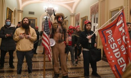 Pro-Trump State Lawmaker Resigns After Riot; More Arrests Announced