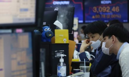 Asian Stocks Hit Fresh Records on Hopes for Global Recovery