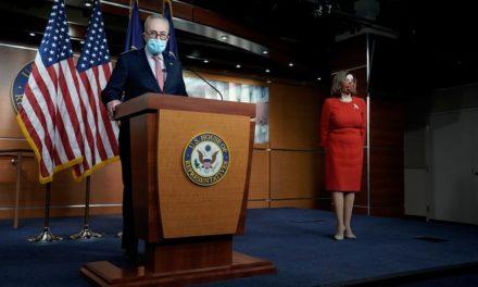 US Senate's Top Democrat Warns of Possible Violence at Biden Inauguration